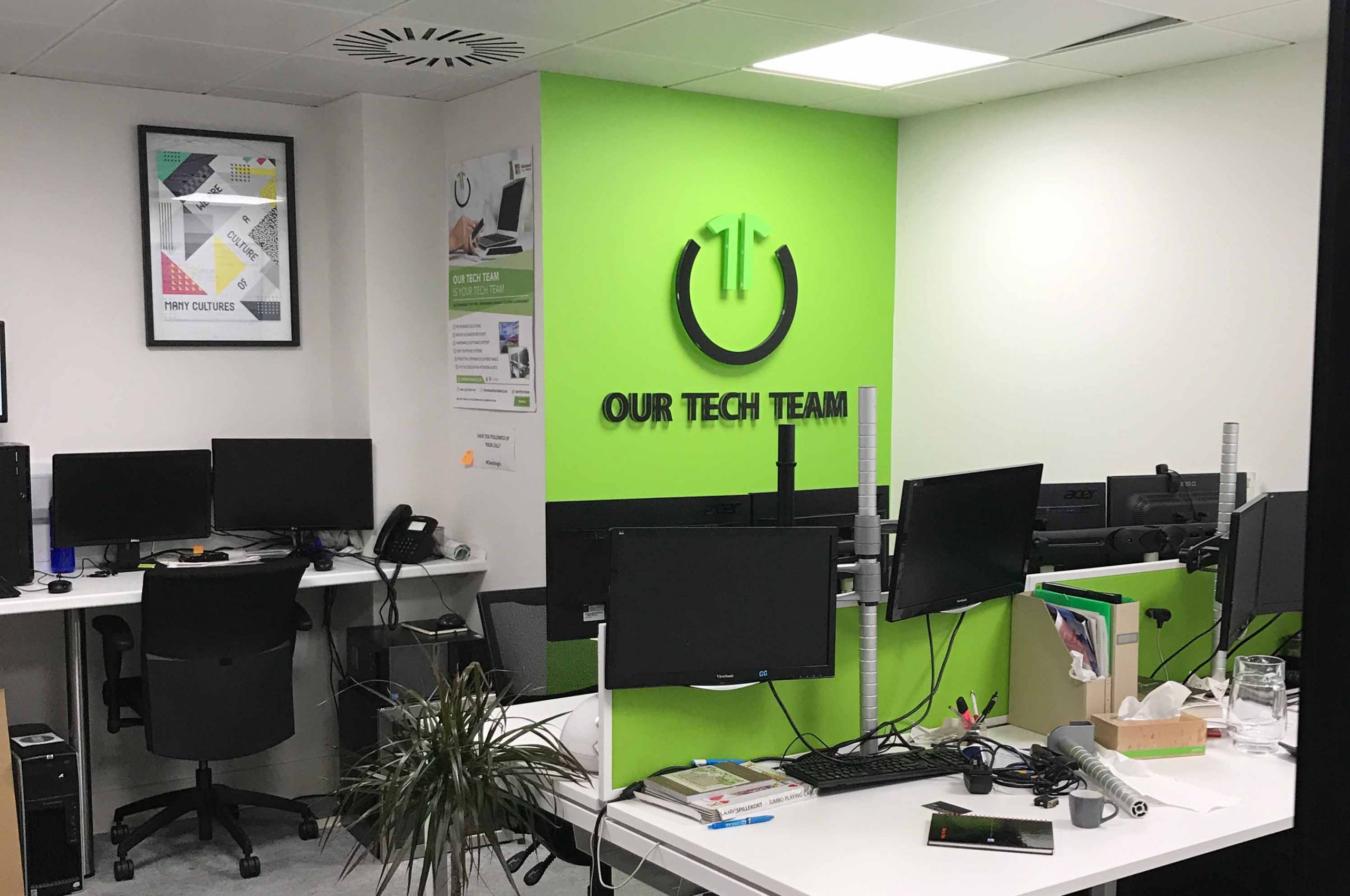 IT Support Company London