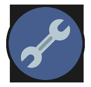 Dark Blue Icon