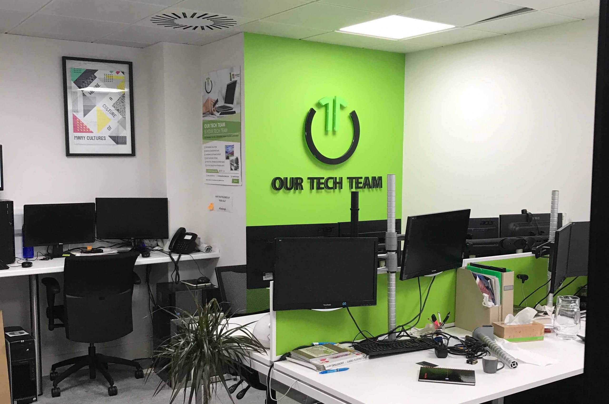 It Support Company In London